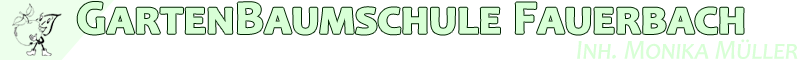 Baumschule Fauerbach